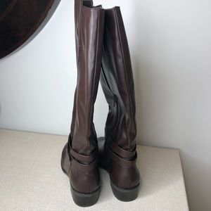 Rampage Shoes - Rampage / NEW IN BOX Brown Riding Boots